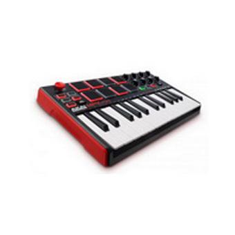 คีย์บอร์ด AKAI MPK mini mk II Compact Keyboard and Pad Controller (Standard)