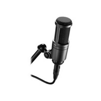 ไมโครโฟน Audio Technica AT2020