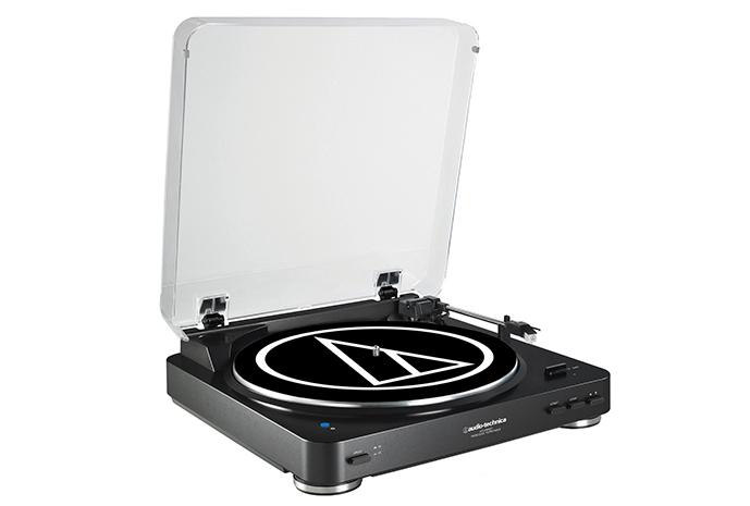 เครื่องเล่นแผ่นเสียง Audio Technica AT-LP60-USB