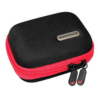 Brainwavz Earphone Hard Carrying Case Standard