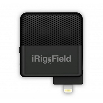 IK Multimedia: iRig MIC Field