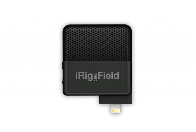 ไมโครโฟน IK Multimedia: iRig MIC Field