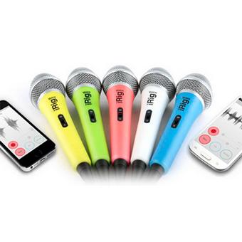 ไมโครโฟน IK Multimedia iRig Voice