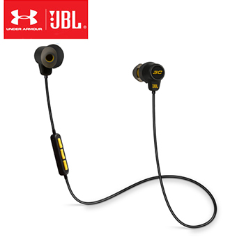 JBL Under Armour Sport Wireless Stephen Curry Edition