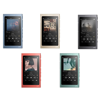 เครื่องเล่นเพลง Sony NW-A45 Walkman® with High-Resolution Audio