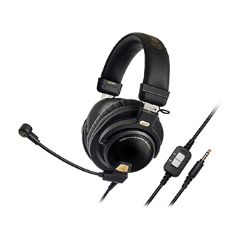 Audio Technica PG1 44mm Closed Back Dynamic Gaming Headset