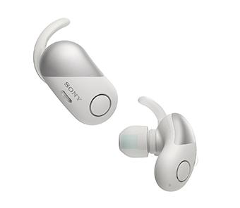 หูฟังไร้สาย Sony WF-SP700N True Wireless (White)