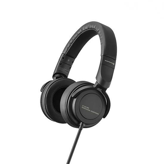 Beyerdynamic DT 240 Pro Affordable Over-Ear Sealed Headphones