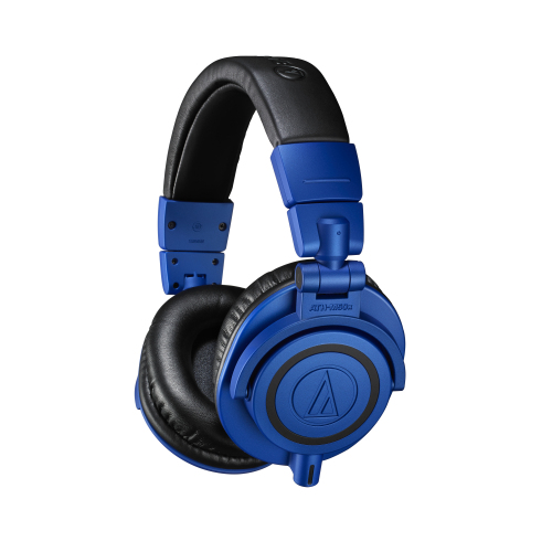 Audio Technica ATH-M50X Blue Black (BB) Special Edition 2018