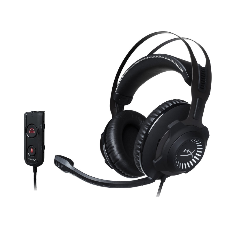หูฟังเกมมิ่ง 7.1 HyperX Cloud Revolver S Gaming headset