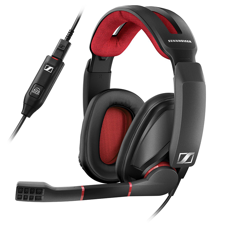 Sennheiser GSP 350 Gaming Headset with 7.1 Dolby Surround Sound