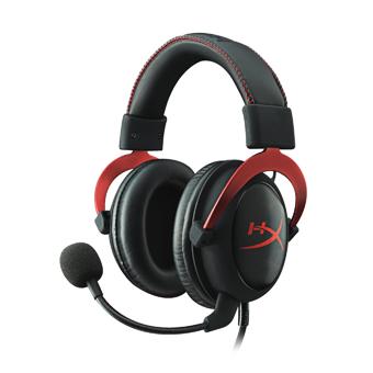 หูฟังเกมมิ่ง HyperX Cloud II Gaming Headset (Red)