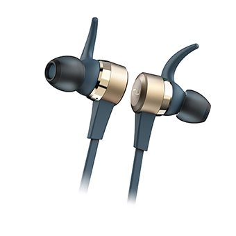 หูฟังไร้สาย Nuforce BE Live 5 Wireless Audiophile Earphones (Gold)