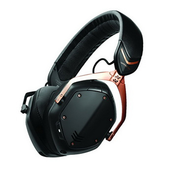 หูฟังไร้สาย V-Moda Crossfade 2 Wireless (Rose Gold Black color)