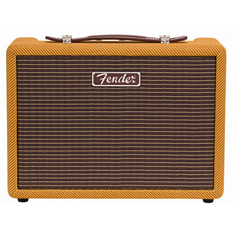 Fender Monterey Tweed Bluetooth Speakers