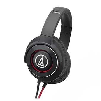 หูฟัง Audio Technica ATH-WS770IS SOLID BASS HEADPHONES