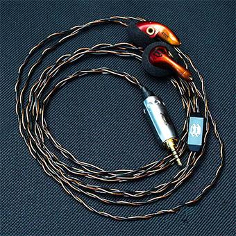 Crystalcore Audio Kryptonite Earbud (32 ohm,jack 3.5 mm)