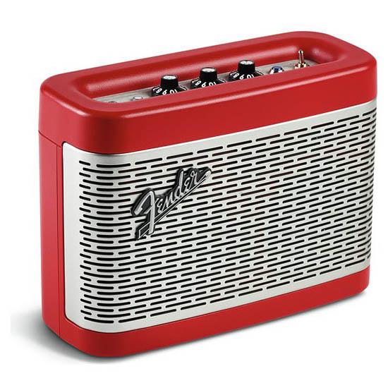 ลำโพงไร้สาย Fender Newport Bluetooth (Red)