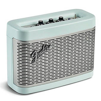 ลำโพงไร้สาย Fender Newport Bluetooth (Blue)