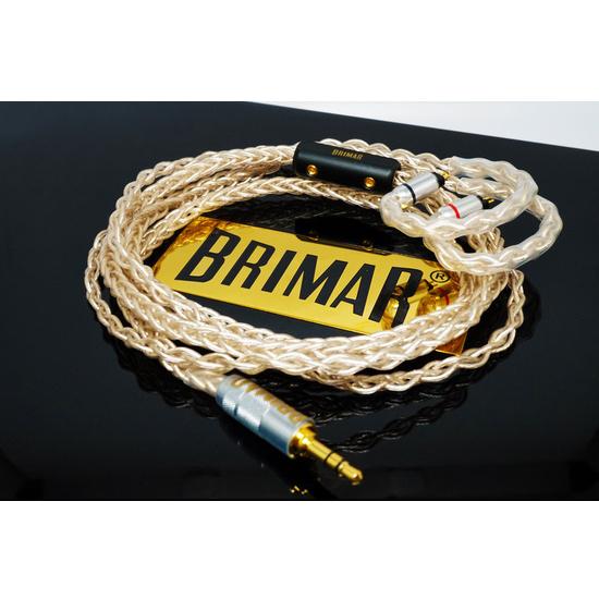 BrimarAudio – The Grand Master 8X (MMCX)