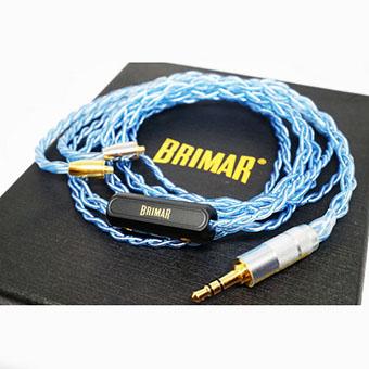 สายอัพเกรดหูฟัง BrimarAudio The Absolute 4X (MMCX)