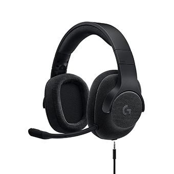 Logitech G433 7.1 Wired Surround Headphone (สีดำ)