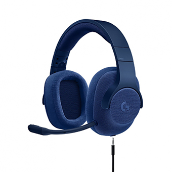 Logitech G433 7.1 Wired Surround Headphone (สีน้ำเงิน)