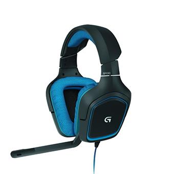 หูฟังเกมมิ่ง Logitech G430 Headphone