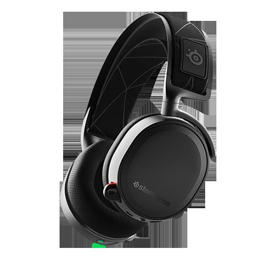 หูฟังเกมมิ่ง 7.1 SteelSeries Arctis 7 7.1 DTS Headphone Wireless 2019 Edition (Black)
