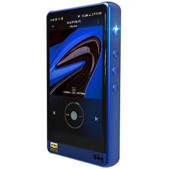 เครื่องเล่นเพลง Hiby R6 (Blue)