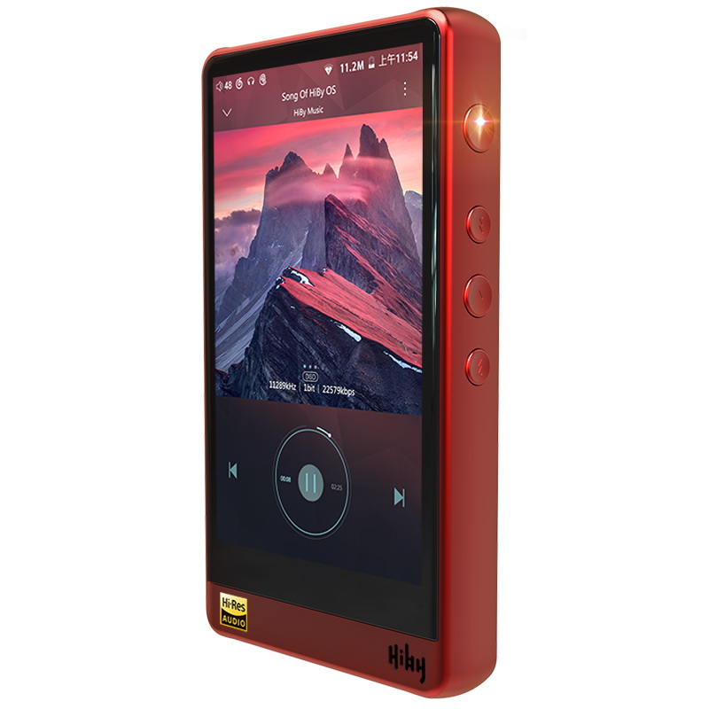 Hiby R6 (Red)
