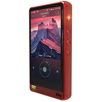 เครื่องเล่นเพลง Hiby R6 (Red)