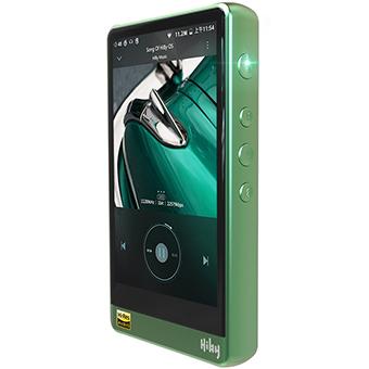 เครื่องเล่นเพลง Hiby R6 (Green)
