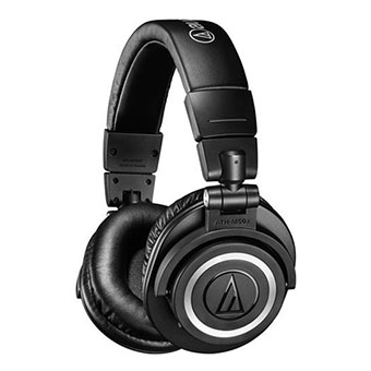 หูฟังไร้สาย Audio Technica ATH-M50xBT Wireless Over-Ear Headphones