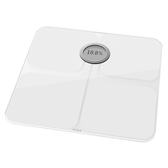 Fitbit Aria 2 Wi-Fi Smart Scale (สีขาว)