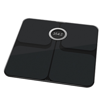 Fitbit Aria 2 Wi-Fi Smart Scale (สีดำ)