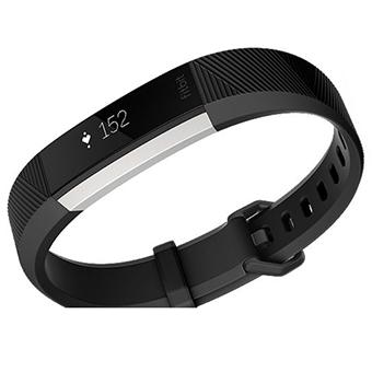 Fitbit Alta HR (สีดำ/สีสแตนเลส)