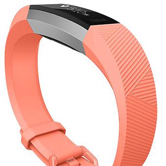 Fitbit Alta HR (สีคอรัล/สีสแตนเลส)
