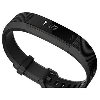 Fitbit Alta HR (สีดำ/สีกันเมทัล)