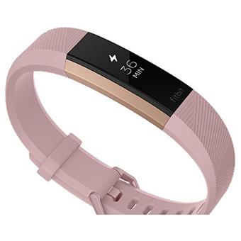 Fitbit Alta HR (สีชมพูอ่อน/ทองชมพู)
