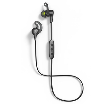 Jaybird X4 In-Ear หูฟังไร้สาย WIRELESS SPORT HEADPHONES (สีBLACK METALLIC-FLASH)