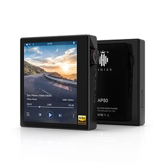 Hidizs AP80 เครื่องเล่นเพลง (Black)