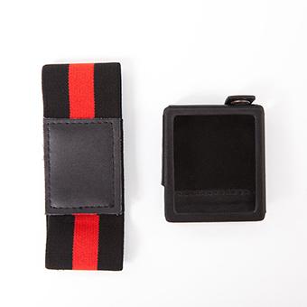Hidizs AP80 Leather Case เคสหนัง (สีดำ)