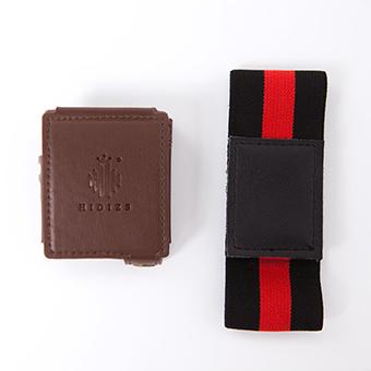 Hidizs AP80 Leather Case เคสหนัง (Brown)