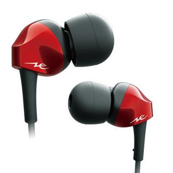 radius HP-N200BT หูฟัง Bluetooth (สีแดง)