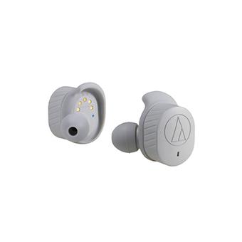 Audio Technica ATH-SPORT7TW หูฟังไร้สาย Truly Wireless (สีขาว)