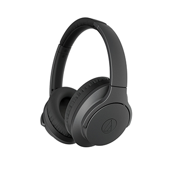Audio Technica ATH-ANC700BT Wireless Active Noise-Cancelling Headphones