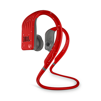 หูฟังไร้สาย ออกกำลังกาย JBL Endurance JUMP (Red)
