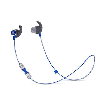 JBL REFLECT MINI 2 Sweatproof Wireless Sport In-Ear Headphones (สีน้ำเงิน)
