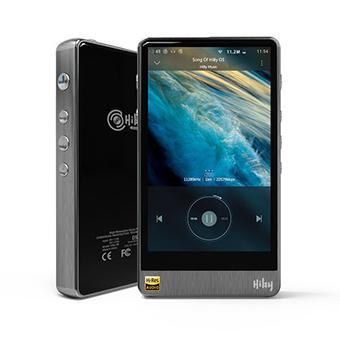 เครื่องเล่นเพลง Hiby R6 Pro HI-FI MUSIC PLAYER (Stainless Steel)